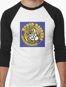 RAPID RAIDERS - DIGITAL DUST BUSTERS Men's Baseball ¾ T-Shirt