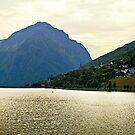 Lac du Verney by martinilogic