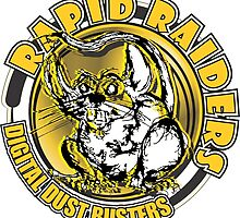 RAPID RAIDERS - DIGITAL DUST BUSTERS by MontanaJack