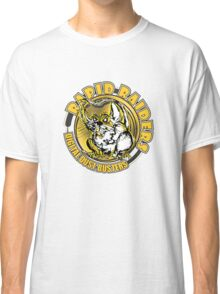 RAPID RAIDERS - DIGITAL DUST BUSTERS Classic T-Shirt