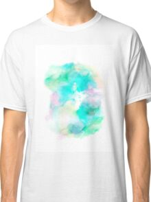 Watercolor Abstract III Classic T-Shirt