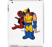 SNIKT iPad Case/Skin