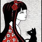 Cherry Red by Anita Inverarity