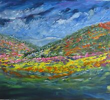 Natures Pallet by ArtByLinda