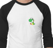 Bubba Yoshi Men's Baseball ¾ T-Shirt