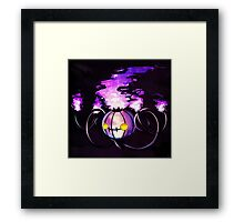 Chandelure Framed Print