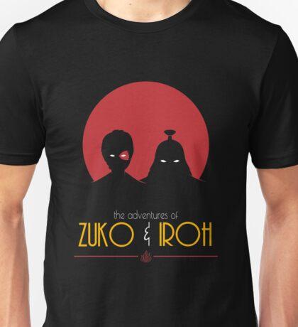The Adventures of Zuko and Iroh Unisex T-Shirt
