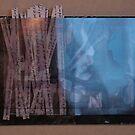 Secret Postcard n°9 by Pascale Baud
