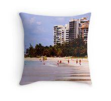 Puerto Rico 1 Throw Pillow