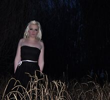 lady in the night by jenny sanchez
