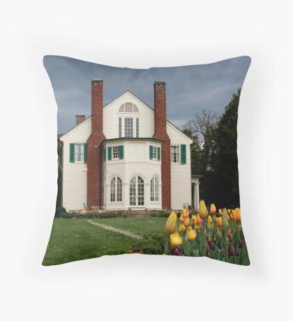 Gari Melchers' Home Throw Pillow