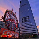 Iconic Colgate clock overshadowed by Goldman by Peter Bellamy
