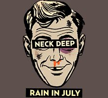 Neck Deep Rain in July Unisex T-Shirt