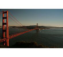 Golden Gate Bridge One Photographic Print