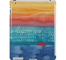 A New Day Dawns original painting iPad Case/Skin