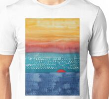 A New Day Dawns original painting Unisex T-Shirt