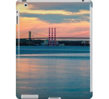 Sunset on the A Murray MacKay iPad Case/Skin