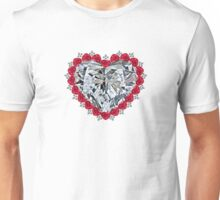 Surrounded by Love Unisex T-Shirt