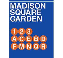 Madison Square Subway Photographic Print