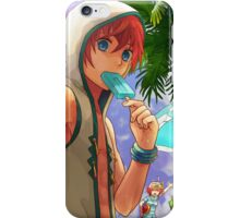 Asbel ( Tales of Graces ) - Summer Time iPhone Case/Skin
