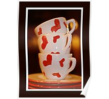 Come Share a Cup of My Brew Poster
