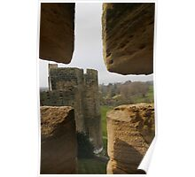 Christian castle Poster
