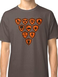Warning signs Classic T-Shirt