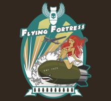 Flying Fortress by togin