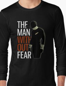 Daredevil: The Man Without Fear Long Sleeve T-Shirt