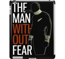 Daredevil: The Man Without Fear iPad Case/Skin