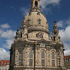 Frauenkirche, Dresden, Germany by christopher363