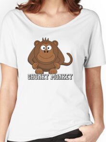 Chunky Monkey Women's Relaxed Fit T-Shirt