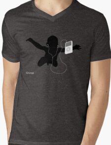 iGrunge Tee Mens V-Neck T-Shirt