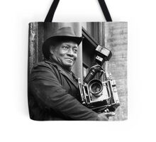 Photo man  Tote Bag