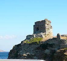 Stone Church in Hora by dimpdhab