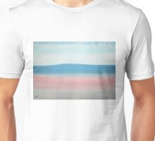 Misty Lake original painting Unisex T-Shirt