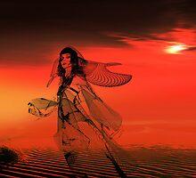 The Desert Spirit by Igor Zenin