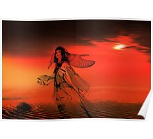 The Desert Spirit Poster