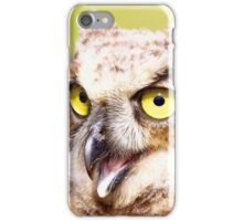 Wisdom iPhone Case/Skin