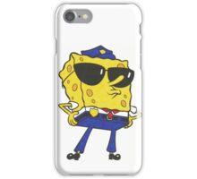 Spongebob Police iPhone Case/Skin