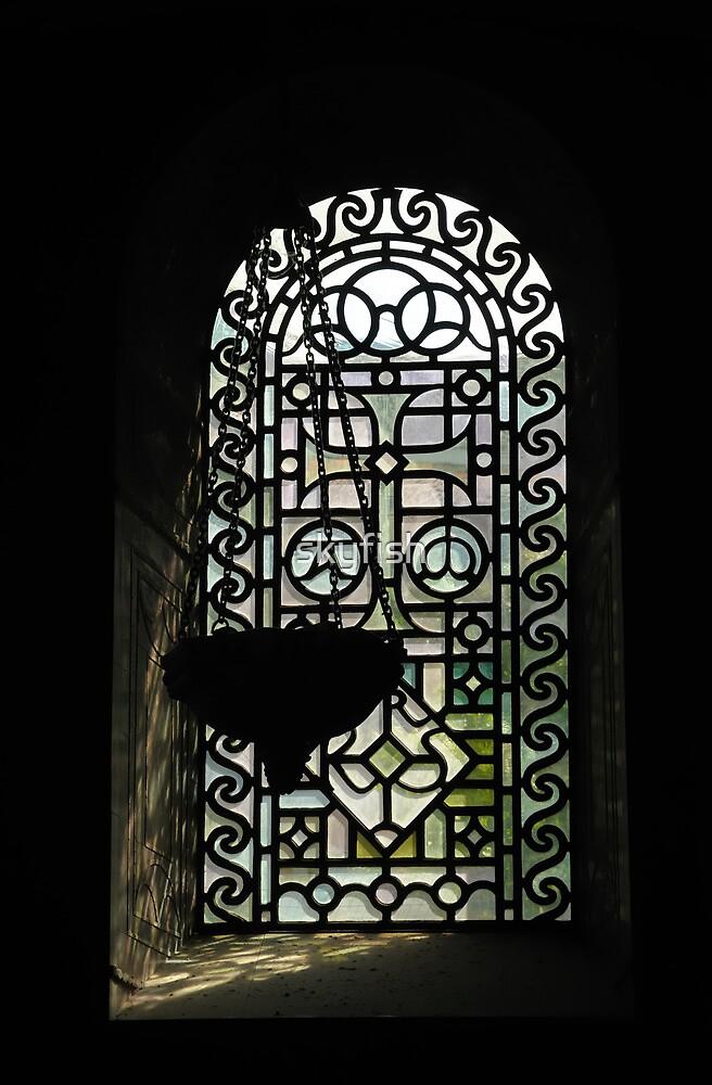 Church window by skyfish