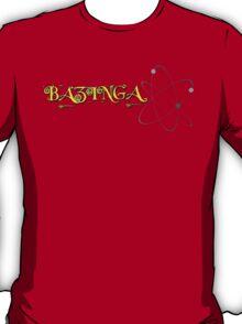 BAZINGA and Planets - Big Bang Theory look-a-like T-Shirt