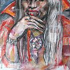 The Vampire by Reynaldo