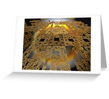 *CITY OF GOLD* Greeting Card