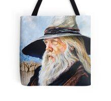 JR the Wizard Bard Tote Bag