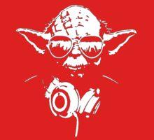 DJedi Yoda by bkxxl