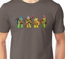Tiny  Turtles  Unisex T-Shirt