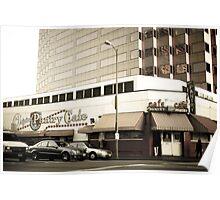 """"""" The Pantry """". A LA Landmark. Poster"""