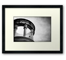 In the Kingdom of Zeus Framed Print
