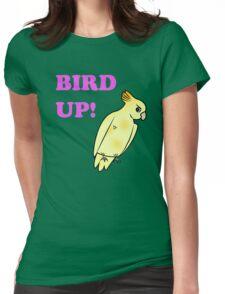 Bird UP Womens Fitted T-Shirt